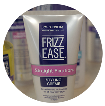 Kao History John Frieda® launches Frizz Ease