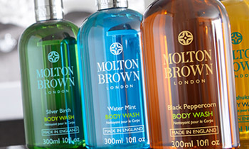 Molton Brown® , a signature Kao brand